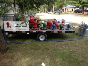 Hydraulic Water Rams